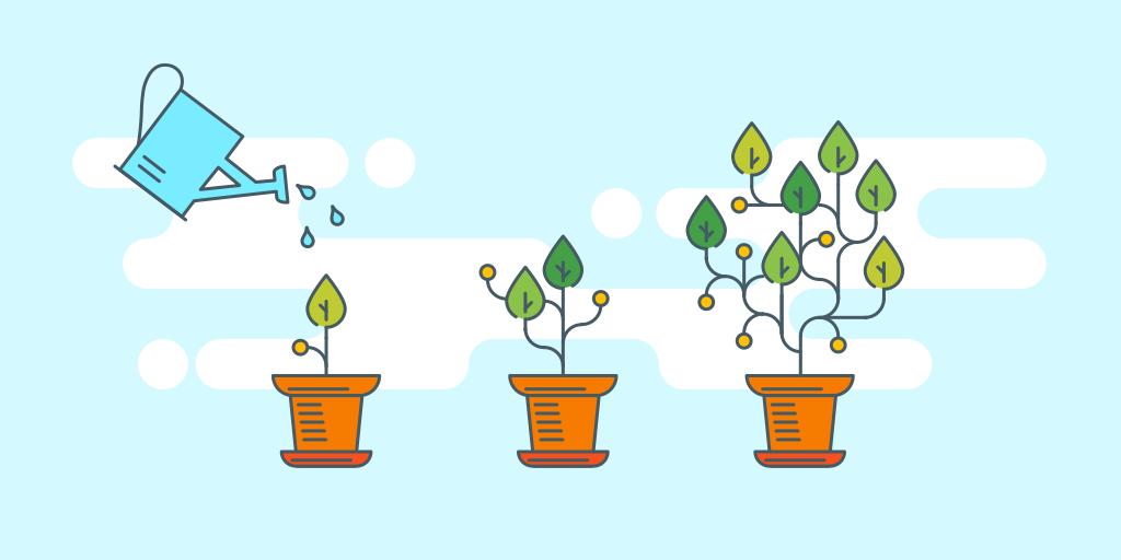 Fidelizando para crecer en vertical